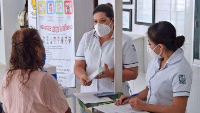 Photo of Reitera IMSS invitación a vacunarse contra influenza estacional