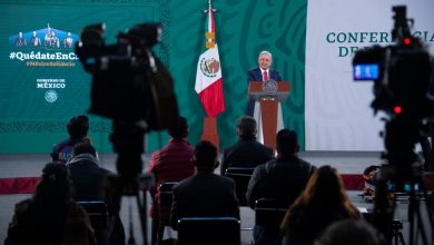 Photo of Celebra López Obrador primeros decretos de Biden