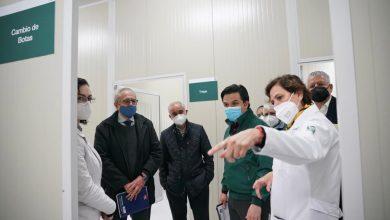 Photo of Habilita IMSS Centro de Atención Temporal en Naucalpan para convalecientes de COVID-19