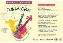 Photo of Convoca ELMIVEC a talleres de formación musical infantil, juvenil y para adultos