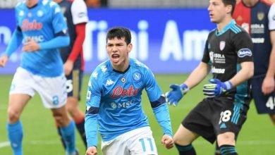 Photo of 'Chucky' anota su primer gol de 2021 en goleada del Nápoles