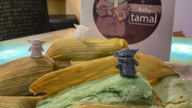 Photo of Llegan los tamales de 'Baby Yoda'