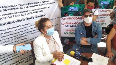 Photo of Habitantes de Coatepec denuncian lentitud en investigaciones de invasión
