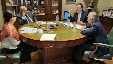 Photo of López Obrador conversa telefónicamente con Biden