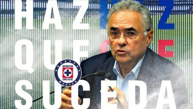 Photo of Cruz Azul presenta a Álvaro Dávila como presidente ejecutivo