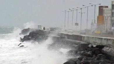 Photo of Rachas de hasta 90 kph provoca frente frío 26 en Boca Del Río