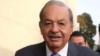 Photo of Carlos Slim tiene Covid hace una semana