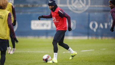 Photo of Neymar vuelve a los entrenamientos con el PSG