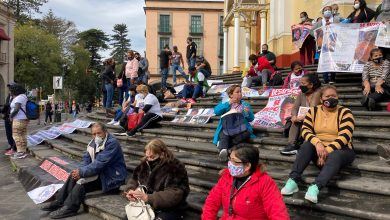 Photo of Familiares de desaparecidos exigen reanudación de mesas de trabajo con el Gobernador