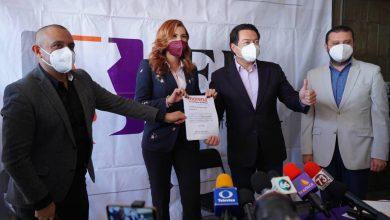 Photo of Registran a Marina Ávila como candidata de MORENA a Gobernadora de BC