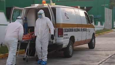Photo of Preocupa a cuerpos de auxilio rebrote de SARS-CoV2