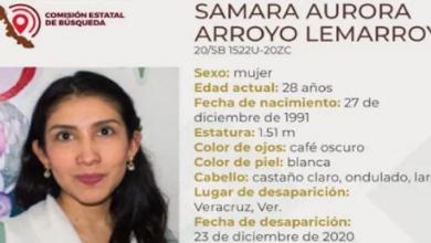 Photo of Localizan sin vida a Samara Arroyo en domicilio de presunto feminicida