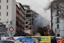 Photo of Fuerte explosión en el centro de Madrid