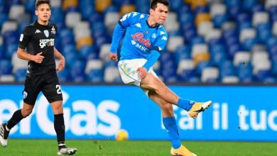 Photo of Con golazo del 'Chucky' Lozano, Napoli avanza en la Copa de Italia