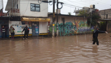 Photo of La lluvia dio poca tregua en Xalapa