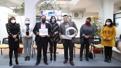 """Photo of IVAI entrega reconocimientos a ganadores del concurso """"Ayuntamiento transparente"""""""