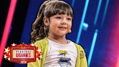 Photo of Así luce a sus 15 años la niña que interpretó a «Telesa» en Pequeños Gigantes