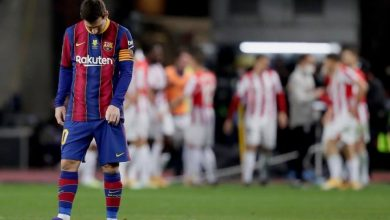 Photo of Así fue la primera expulsión de Messi como jugador del Barcelona
