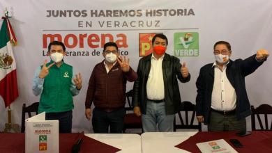 "Photo of En Veracruz ""Juntos haremos historia"": Ramírez Zepeta"