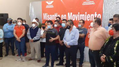 Photo of Se suman más ciudadanos misantecos al Movimiento Naranja