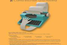 "Photo of Invita IVEC a taller de escritura creativa ""Cómo escribir una novela"""