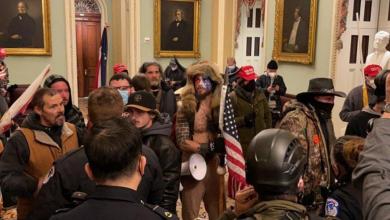 Photo of «Golpe de Estado» irrumpen el Capitolio y se suspende debate sobre conteo de votos