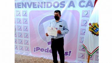 Photo of Sergio Antonio Foglia Méndez se registra como precandidato por PODEMOS
