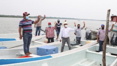 Photo of Con equipos e insumos, 2 mil 365 familias pesqueras incrementarán producción de tilapia y trucha: Sedarpa