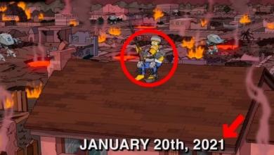 Photo of Los Simpson también predijeron el caos por elecciones en EU