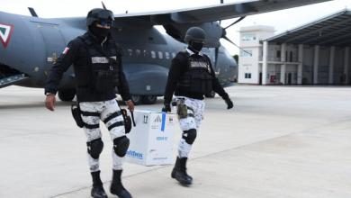 Photo of Llegan a Veracruz 21 mil 450 dosis de Pfizer contra covid