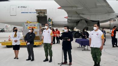 Photo of Llegan a Nuevo León 5,875 vacunas antiCOVID de Pfizer para segunda dosis a personal médico