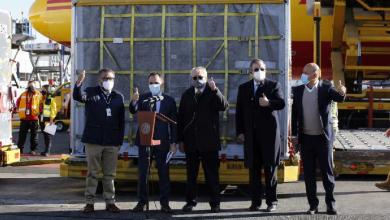 Photo of Arriba quinto vuelo con 439 mil vacunas antiCOVID de Pfizer a nuestro país