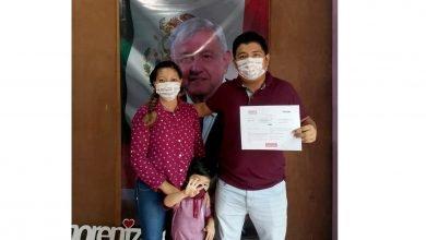 Photo of Abdías Tomás Mundo se registra como precandidato a la alcaldía de Misantla