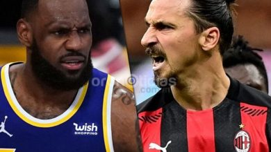 Photo of ¡Se dan con todo! LeBron James responde a críticas de Zlatan Ibrahimovic