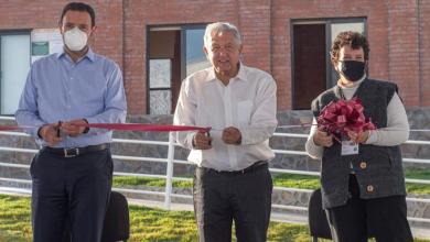 """Photo of López Obrador inaugura unidad de Universidad """"Benito Juárez"""" en Zacatecas"""