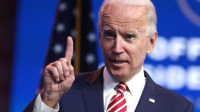 "Photo of Biden, ""impaciente"" por ver si republicanos se levantan en juicio contra Trump"