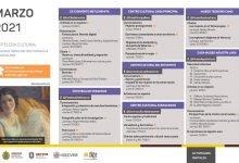 Photo of Presenta IVEC una amplia oferta de actividades en su cartelera digital de marzo