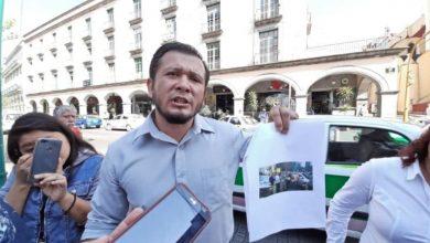 Photo of El bloqueo en Ruiz Cortines tiene nombre y apellido: Jesús España Cadena