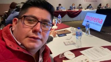 Photo of Nombran a Esteban Ramírez Zepeta delegado del CEN de Morena Veracruz