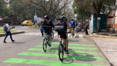 Photo of Ciclistas realizan recorrido para defender ciclovía
