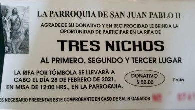 Photo of La San Juan Pablo II rifara tres criptas en Misantla