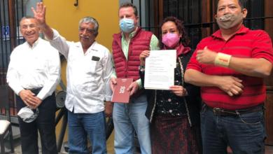 Photo of Aspirantes de Morena a la alcaldía de Córdoba piden piso parejo en elecciones