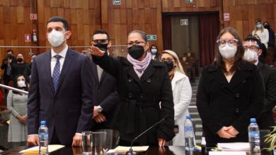 Photo of Namiko pedirá a Hugo Gutiérrez comparecer por no aceptar recomendaciones