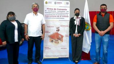 Photo of Firman Sedesol y 36 alcaldes convenio de colaboración , para mejorar viviendas