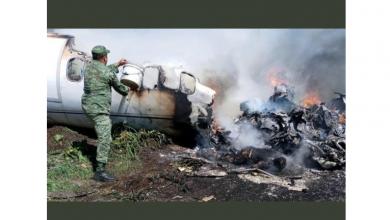 Photo of Se desploma avión en El Lencero