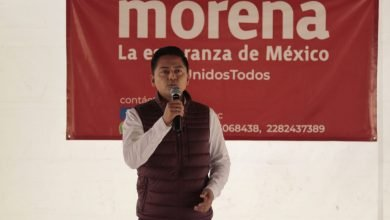 Photo of Se registra Jorge Luna como precandidato a la diputación local en Coatepec