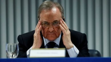 Photo of Presidente del Real Madrid, Florentino Pérez, dio positivo por covid