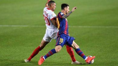 Photo of Barcelona pierde 2-0 ante Sevilla en Semifinal de la Copa del Rey