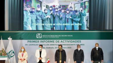 Photo of Destaca acceso universal y garantía de atención médica oportuna