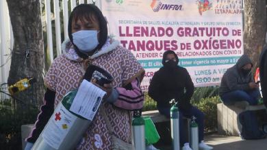 Photo of Geovanna Bañuelos propone recarga gratuita de tanques de oxígeno